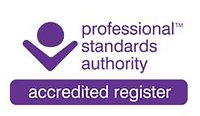 Psychotherapy & Counselling . Professional standards logo